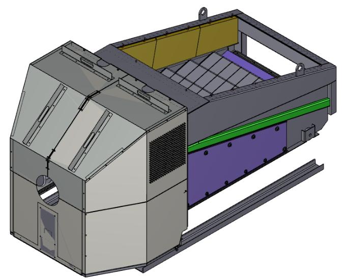 View 1000 H kW, yksiruuvinen