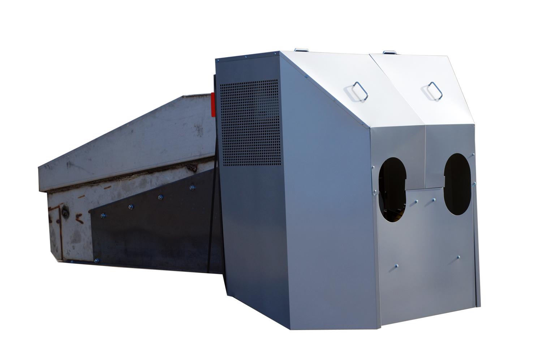 View 1000 H kW, kaksiruuvinen