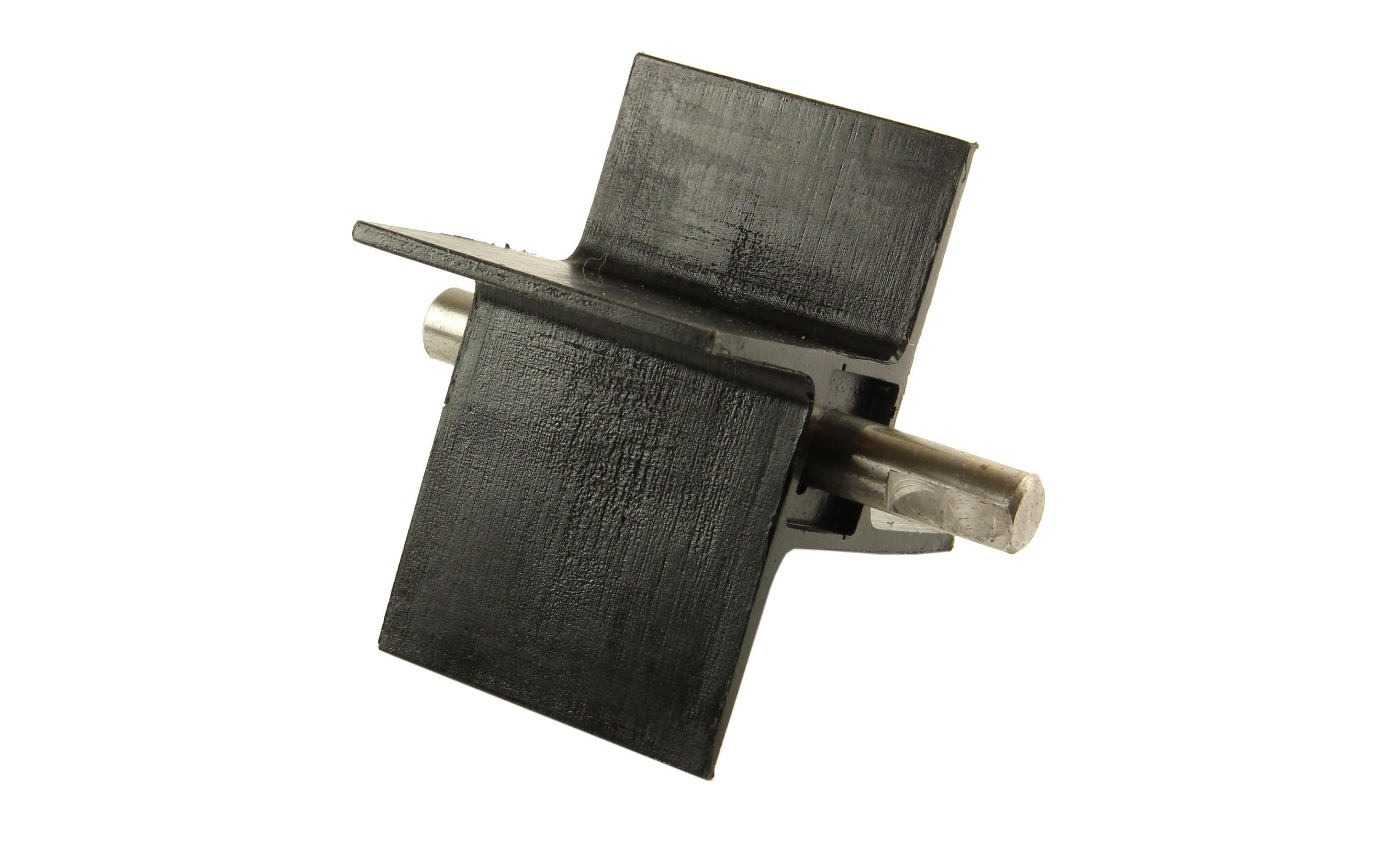 Sulkusyöttimen roottori ketjuveto 101mm akseli BQ20-100C