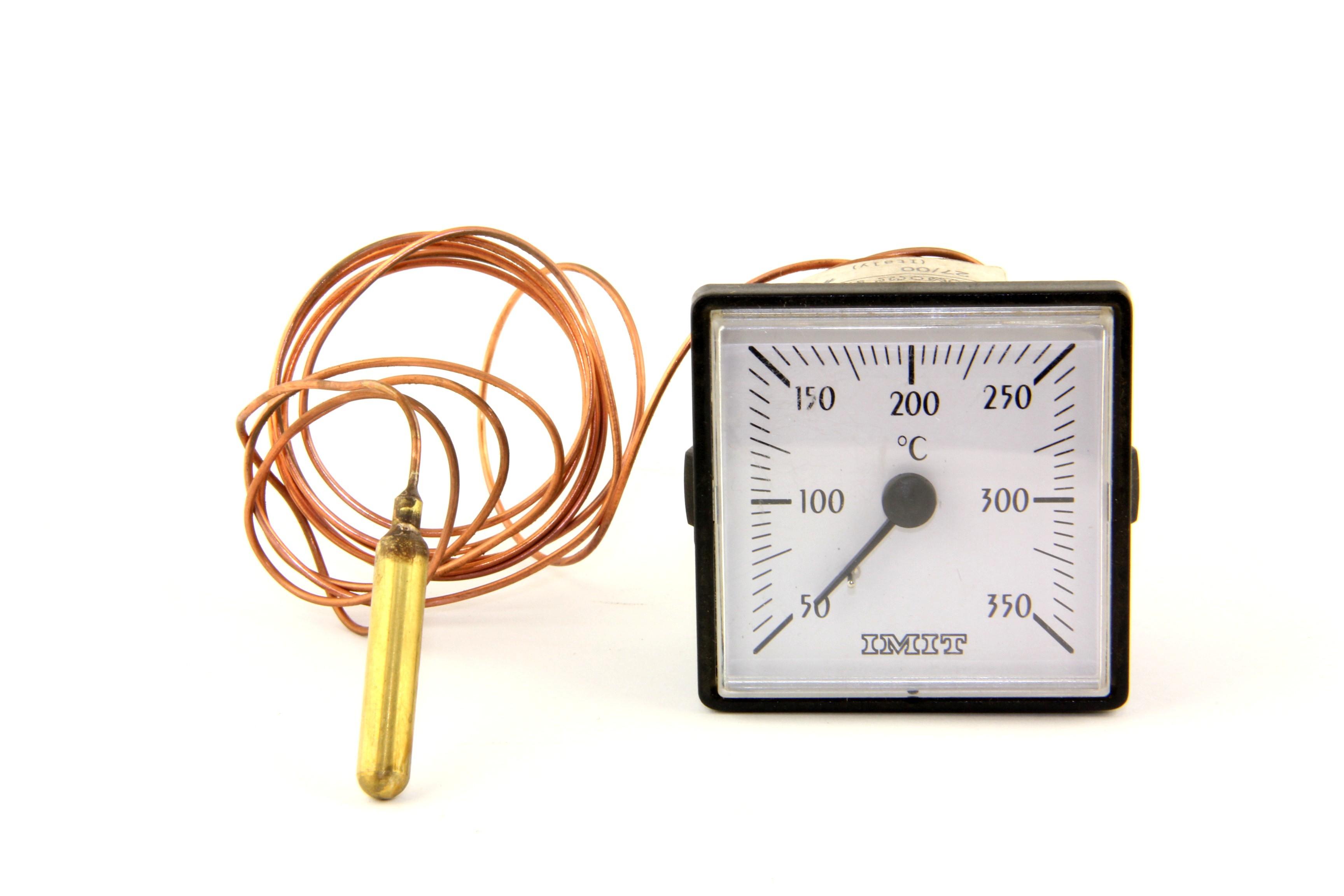 Savukaasulämpömittari SWOY, 50…350 °C