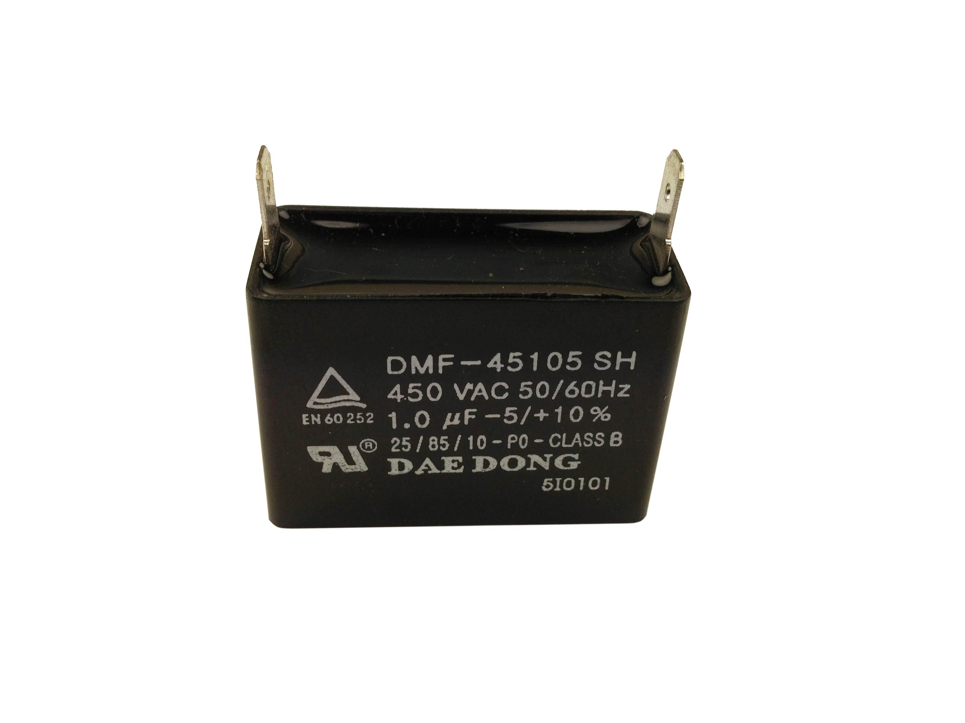 Kondensaattori 1 µF, BQ20