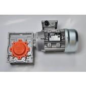 Askskruvsmotor, Transtecno NMRV063-60-071B14, 0,55 kW