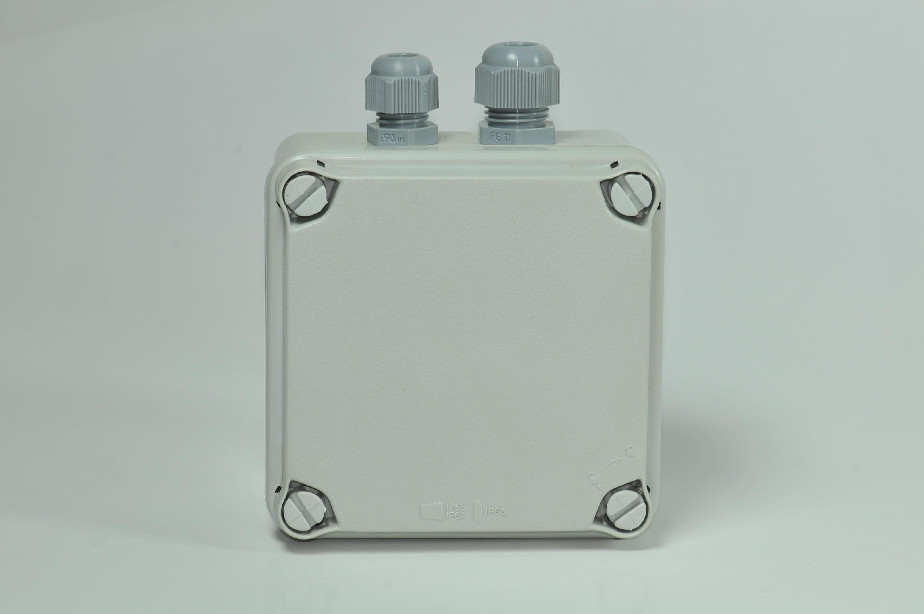 Kondensaattorikotelo 8 µF