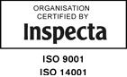 Certified by Inspecta